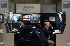 Goldman Sachs Flags Employee Emails For Swears, Talk Of Clowns