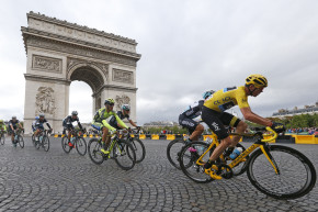 Tour De France Installs Thermal Cameras To Catch Secret Engines