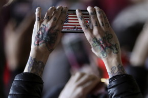 The FBI Wants To Track People By Their Tattoos