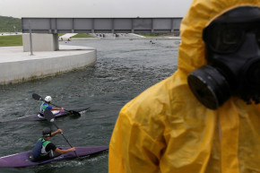 Zika Anxiety Among Athletes Swells In Runup To Rio Olympics