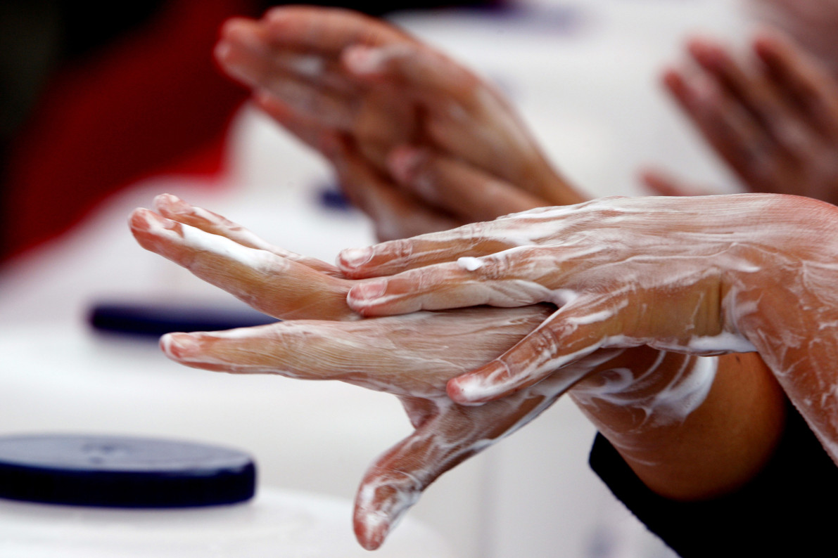 Gross Bacteria Pics Can Shame Us Into Washing Our Hands
