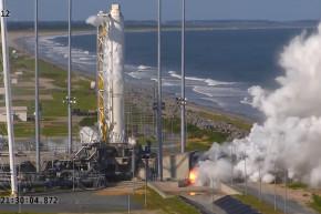 Orbital ATK Successfully Tests Less Explodey Rocket Engine