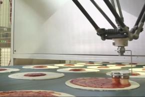 Domo Arigato, Pizza Roboto