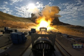 NASA Rocket Booster Passes Second Test