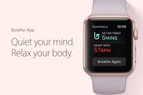 Apple Is Worried About How Stressed Out You Are