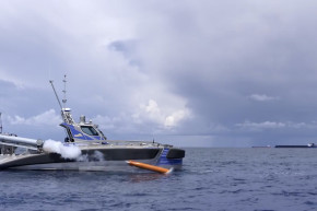 This Boat Fires Torpedos And Doesn't Need A Driver