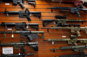 Gun Store Flooded With Hate—For Not Being Pro-Gun Enough