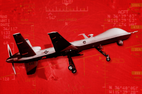 U.S. Drone Strike Reportedly Takes Out ISIS Radio Station