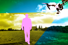 Drones Search For Wandering Alzheimer's Patients