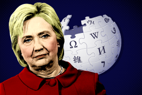 Wikipedia Guessed Hillary Clinton's Running Mate