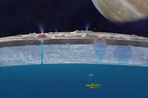 NASA Prepares For Interplanetary Exploration With An Underwater Drone