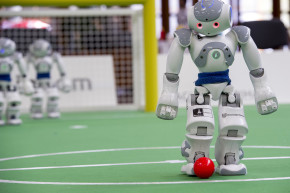 Robot Soccer Is A Step Closer To The Apocalypse