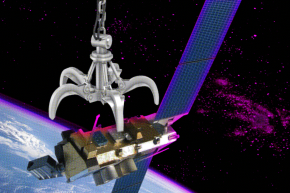 Pentagon Plans To Send Giant Robotic Arms Into Space
