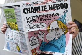 Charlie Hebdo Goes After Russia, Russians Not Pleased