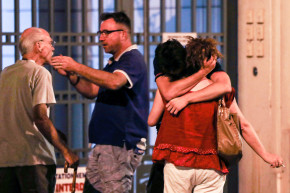 Nice Residents Open Doors After Truck Attack