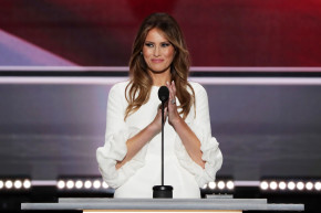 Sexist Haters Call Melania Trump 'Bitch' 443 Times