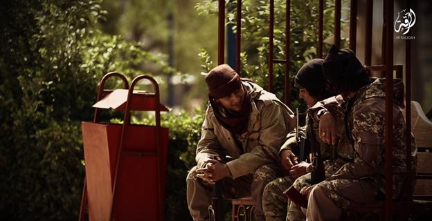 ISIS Millennial Propaganda Raqqa 10