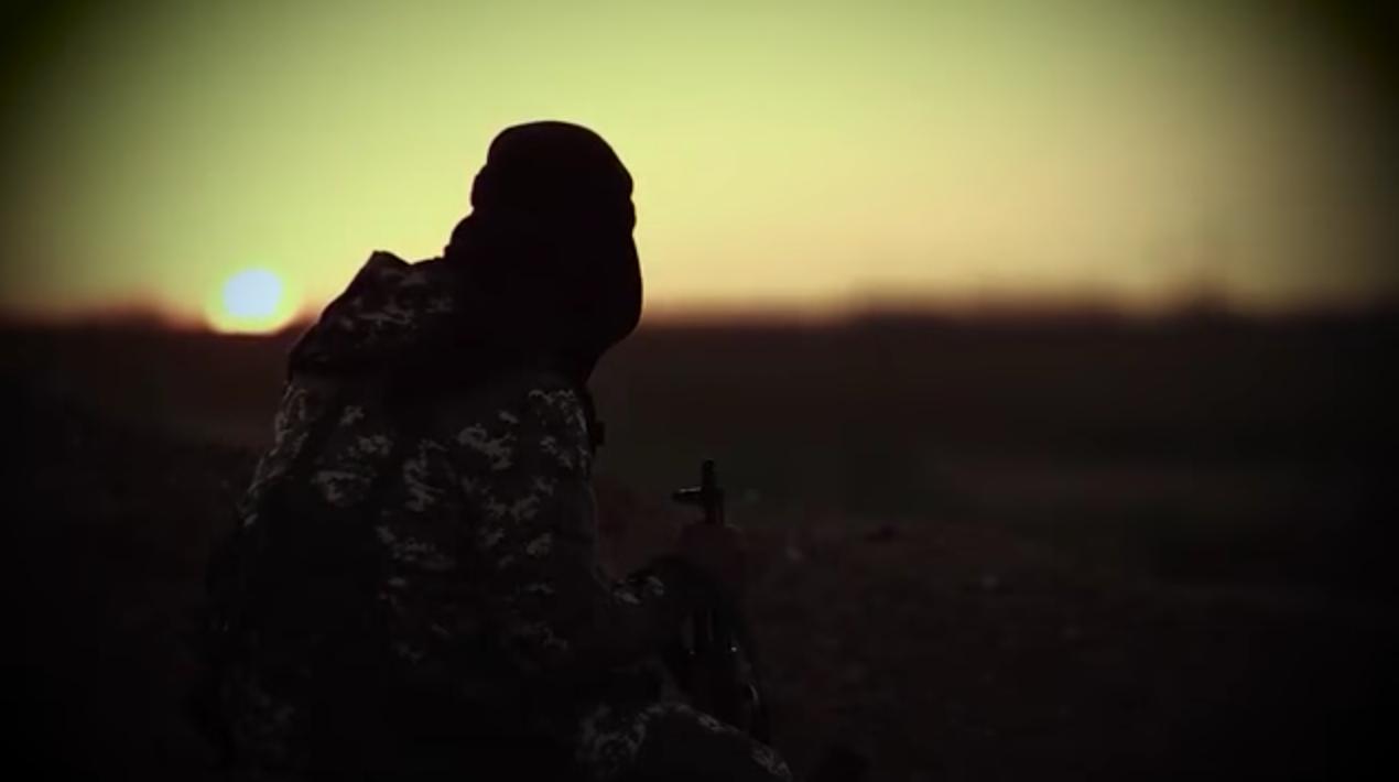 ISIS Millennial Propaganda Raqqa 11