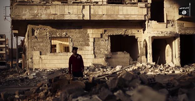ISIS Millennial Propaganda Raqqa 2