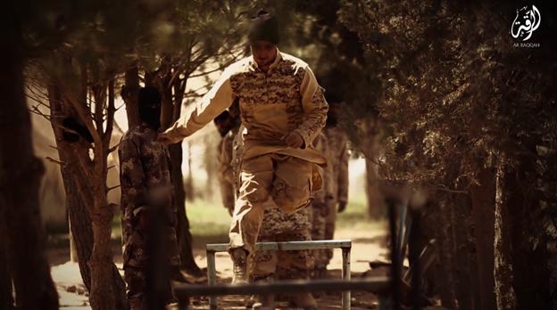 ISIS Millennial Propaganda Raqqa 8