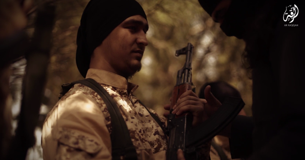 ISIS Millennial Propaganda Raqqa 9