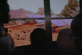 Take A Trip To Mars…On A School Bus
