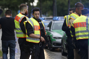 Munich Massacre Leaves Nine Dead, More Wounded