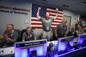 NASA's Juno Spacecraft Enters Jupiter's Orbit