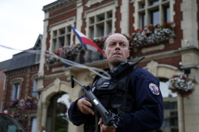 ISIS Claims Responsibility For Normandy Church Attack