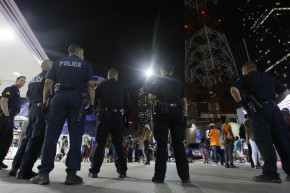 White Supremacists Talk Of 'Race War' After Dallas Police Shootings