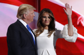Plagiarism Jokes Target Melania Trump After Convention Speech