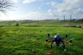 7-Eleven Delivers Hot Coffee And Doughnuts Using A Drone