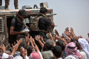 'This Is The Last Battle': Iraqi Army Warns Residents Of Mosul