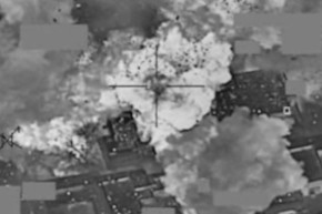 U.S. Coalition Just Dropped Its 50,000th Bomb On ISIS