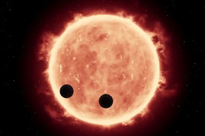 NASA Finds Two Earth-Like Planets