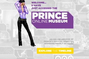 Visit The Free Online Museum Devoted To Prince Websites