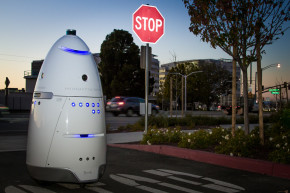 The Future Is Here: A Mall Security Robot May Have Run Over A Child