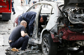 Prominent Ukrainian Journalist Assassinated By Car Bomb
