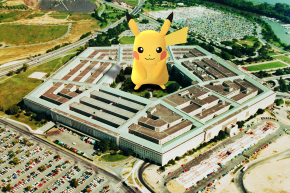 Even The Pentagon Is Terrified Of Pokémon Go