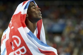 Mo Farah Was Saturday's Most #Amazing Olympic Athlete