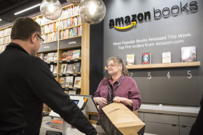 Amazon Announces Fourth Physical Bookstore For Chicago