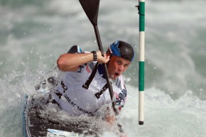 Joe Clarke Was The Most #Amazing Athlete At The Olympics Wednesday
