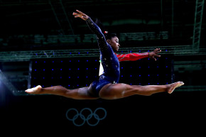 Here's Why Simone Biles Is Getting Called A Beast