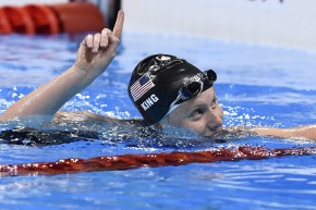 Lilly King Was The Most #Amazing Athlete At The Olympics Monday