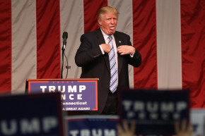 NAMBLA: We Can Neither Confirm Nor Deny Trump Donation Rumor
