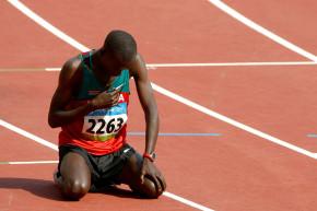 61-Year-Old Kenyan Coach Caught Posing As Athlete