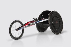 U.S. Paralympians Will Race In BMW Wheelchairs