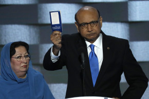 Muslims In Florida Seize On Trump-Khan Flap With Voter Drive