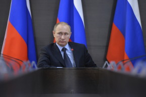 Putin's Slide From The People's Champion To A Ruthless Ruler