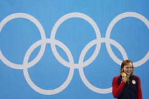 Katie Ledecky Was Friday's Most #Amazing Olympic Athlete